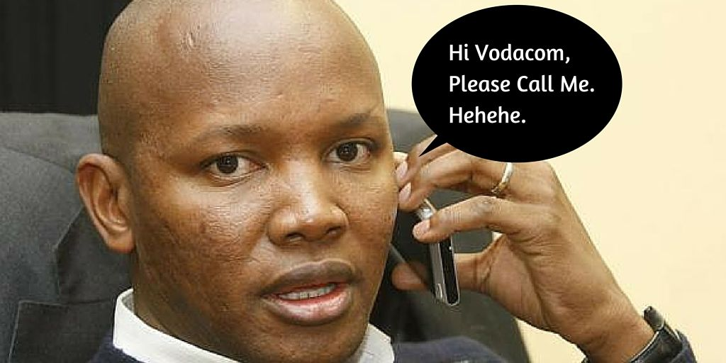 55: Vodacom Eats Humble Pie Over Please-Call-Me Idea