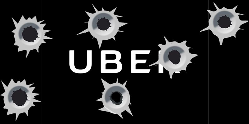 58: Uber Drivers Attacked In Johannesburg