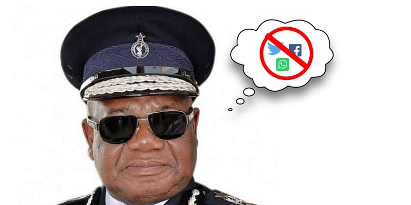 59: Ghana's Police Threaten Social Media Blackout