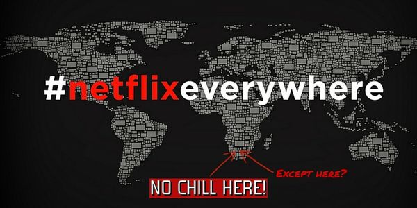 50: How Ridiculous Is This? South Africa Is Looking To Ban Netflix!