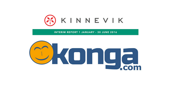 68: Kinnevik's Half-Year Financial Report Sheds Light On Their Investment In Nigeria's Konga