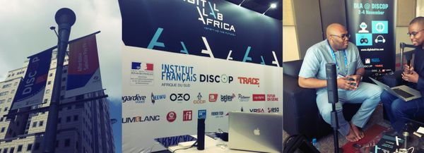 Highlights From DISCOP Johannesburg and Digital Lab Africa (feat. Jason Njoku of iROKO)