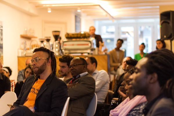#VillageDiariesAmsterdam Part 2: Real Talk feat. Augustina Austin, Babusi Nyoni, Danai Musandu & Tania Habimana