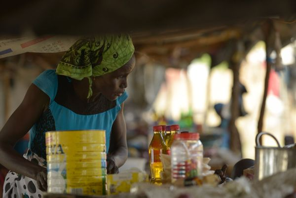 South Sudan: Micro-finance Diaries with Yengi Lokule of Rural Finance Initiative (RUFI)